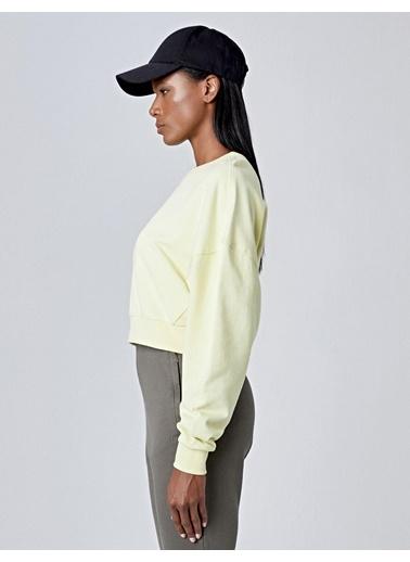 Huxel Sweatshirt Yeşil